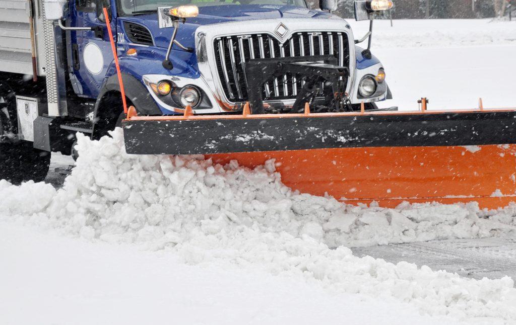 Snow Plowing Milford, Orange, West Haven